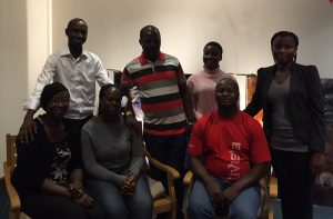 Ghana Grad students