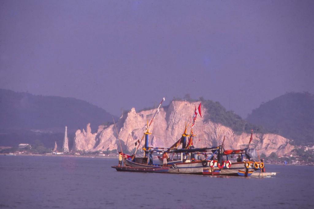 Balipapan Bay, East Kalimantan, Indonesia 1998