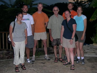 University of Rhode Island Team of Researchers