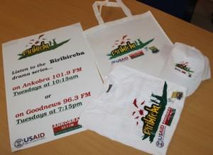 Biribireba T-shirts, hats, bags, posters